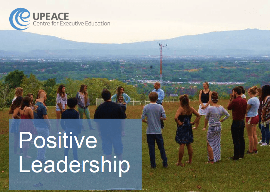 Click to download the brochure for Positive Leadership.