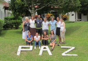 Education 2.0 - professional development workshop for educators in Costa Rica