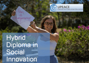 Click to download the brochure for Hybrid Diploma in Social Innovation!