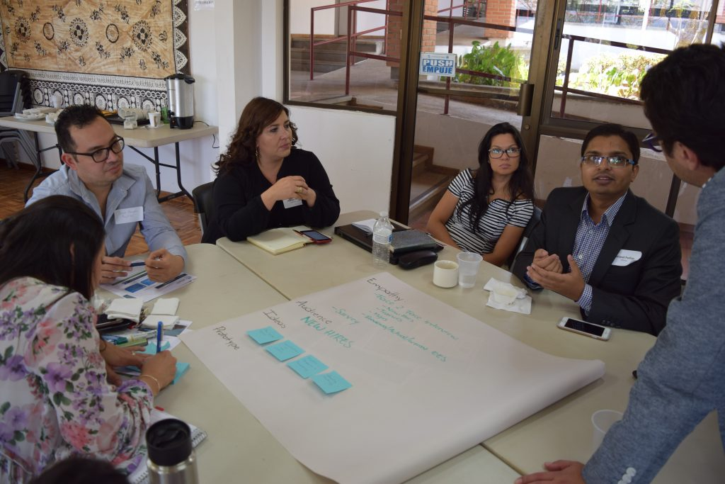 Facing A Complex Challenge Apply Design Thinking Upeace Centre For Executive Education