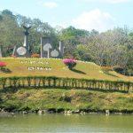 UPEACE park & Peace monument