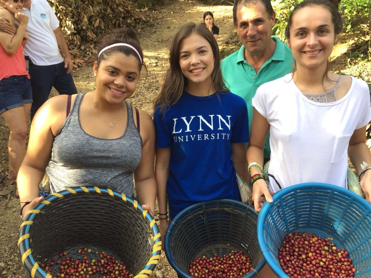 virtual study abroad - organic coffee farm visit