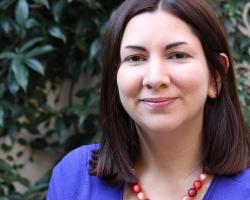 Kristen Palana, teacher for the online professional development course Designing Your Life